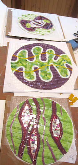 mosaics of science cells